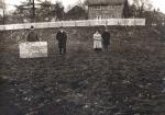 1922 een droge stadsgracht
