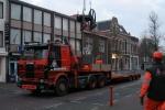 2009-03-30 Transport machines Cuijk naar Ravenstein 1