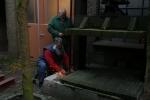 2009-03-30 Transport machines Cuijk naar Ravenstein 4