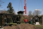 2009-03-30 Transport machines Cuijk naar Ravenstein 9