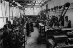 1927 Het maken en afwerken van schoenen