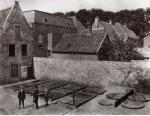 1912 Na het verplaatsen der kuipen Johan, Ignaat,
