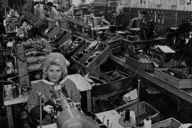 1955 4 productiehal