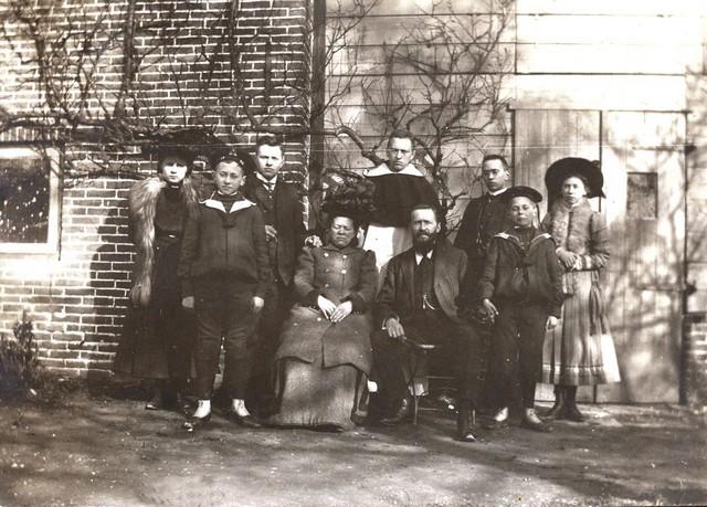 1909 1 Familie Suermondt