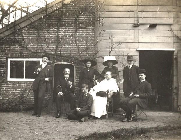 1913 Familie Suermondt