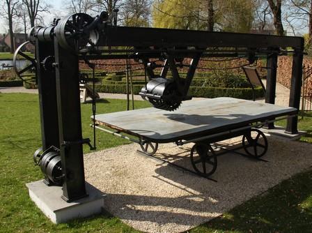 Tafeluitzetmachine (2)