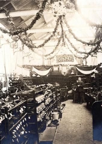 1909 Zilveren bruiloft Ignaat Suermondt