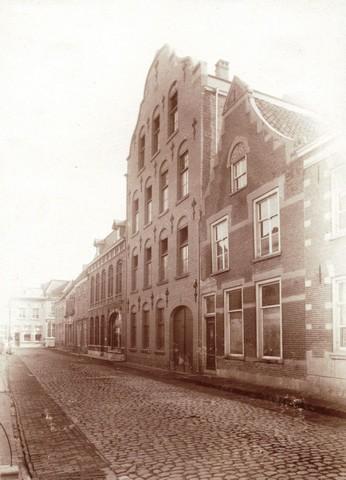1918 Pakhuis nieuwbouw