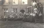 1913 Personeel bij 1e heilige mis Clemens Suermondt